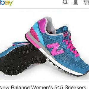 New Balance Women's 515 Sneakers size 7.5